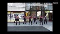 海天羊群广场舞新时代女兵