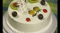 生日蛋糕的制作视频 戚风蛋糕的制作