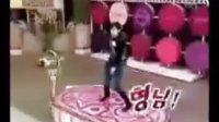 韩国明星的辣舞表演