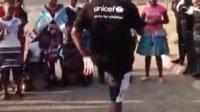 欧文南非跳舞