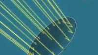 初中物理三维动画凹面镜对光线的会聚作用.flv
