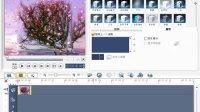会声会影11完整教程025.使用视频滤镜