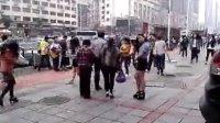 长沙步行街。
