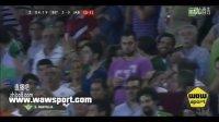 卡斯特罗世界波 皇家贝蒂斯6-0总分8-1狂屠晋级