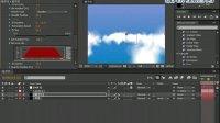 凌晨两点蓝AE实例教程第21期三维云层的制作