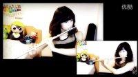 泰国 SONE 用吉他长笛演奏泰尼合唱的 Lost in Love