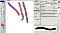 [PS]Photoshop画笔工具中动态颜色选项的使用
