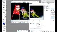 [PS]Photoshop 理想视频教程 经典效果1000例001.动感模糊.avi