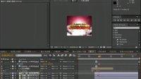 凌晨两点蓝AE实例教程40镜头9.标版三维LOGO动画