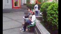重庆沙坪坝(王府井,地下购物中心)动漫,非主流美女