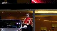 成都车展2013最美女车模国际小姐亚军