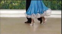 杨艺教你跳探戈15西班牙造型  藏族舞步
