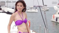 2013新加坡小姐游艇比基尼写真
