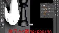 AI视频教程_AI教程_AI实例教程_UI篇_国际象棋