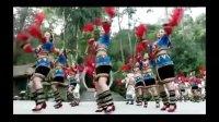景洪市基诺山景区农民表演队-《基诺鼓韵》