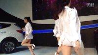 87福利电影烟台车展北京现代展台热舞