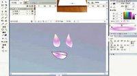 FLASH动画实例-花瓣雨 标清
