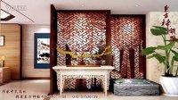 北京东方神韵专业中式设计机构——中式家装设计效果图赏析