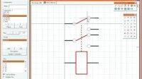 2-3-1 单体继电器原理图符号的绘制