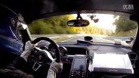 保时捷Porsche 918 Spyder纽北新记录 6分57秒(主视角记录)
