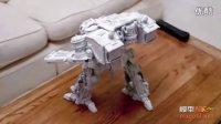 3D打印定制战犬级泰坦 很酷的打印模型欣赏!