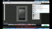 [PS]ps《如何使用photoshop制作iphone4s》视频教程 高清