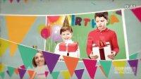 VideoHive 1010 卡通效果儿童生日AE模板