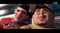 [极速蜗牛]电影:追上火车的速度
