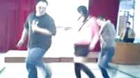 偶与胖老师的合舞