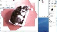 GIMP旋转图像