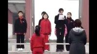 苏州市天元阳光花地幼儿园2008年大班参观小学
