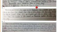 七年级英语作文网络批改:Module 1 My classmates