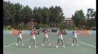 第三套中小学生广播体操-七彩阳光《分解动作》