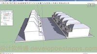 设计软件通 SketchUp 基础教程 - 1.7 投影 / 雾化效果