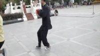 916常青太极小组官渡广场精彩太极拳表演 图片 视频(会声会影)