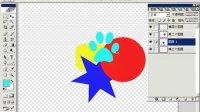 [PS]Photoshop CS 视频教程-任意排列图层与链接图层