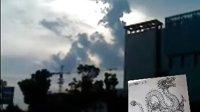【拍客】天空惊现巨龙腾飞图