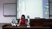 广工即将使用的第二代类人机器人