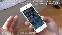 苹果5S上手评测 上海不夜城壹号店手机