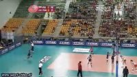 2009世界女排大奖赛波兰站泰国VS波兰第一局 下