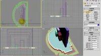 史上最强3Dmax室内设计家庭装修实例视频教程19.酒店设计制作[NoDRM]-8.3创建玻璃幕