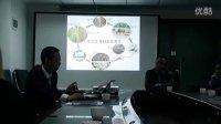 桂林市资源县政府领导班子访问磁力线公司