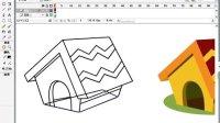 flash卡通动画设计教程4-20