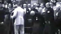 当年蒋介石的就职演讲