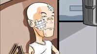 flash爆笑动画歌曲《幸好有你》