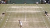 视频: Wimbledon 1981 Men Singles Final Borg vs McEnroe