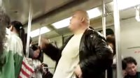 上海地铁1号线上遇见的雷人胖老师