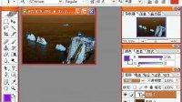 [PS]photoshop视频教程:   设置图层混合模式