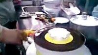 蛋糕制作过程