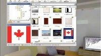 圆方室内设计软件视频教学QQ813441345.13253239797阿彩.13透明反射凹凸